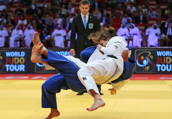 IJF Abu Dhabi Grand Slam 2016 Day 1 Recap & Photos