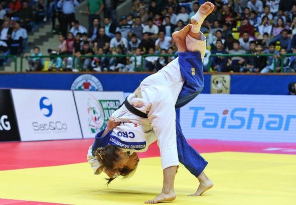 IJF Tashkent Grand Prix 2016 Day 2 Recap & Photos – Host Uzbekistan Takes 3 of 4 Gold Medals