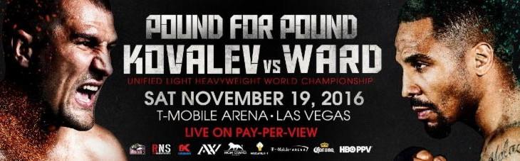 Curtis Stevens vs. James de la Rosa Added to HBO PPV: Kovalev-Ward on Nov. 19 in Las Vegas