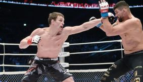 M-1 Challenge 71 Results & Photos LIVE on FN – Viktor Nemkov Defeats Attila Vegh, Pavel Vitruk Claims Inaugural M-1 Bantamweight Title