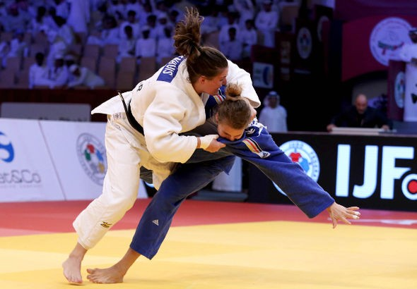 IJF Abu Dhabi Grand Slam 2016 Day 3 Recap & Photos – France Tops Event with 3 Gold Medals
