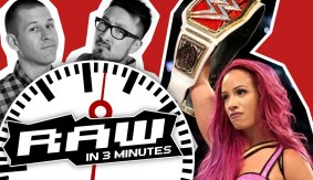 WWE RAW in 3 MINUTES: Oct. 3, 2016