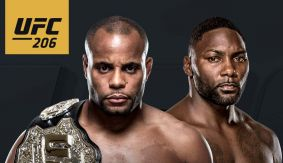 Daniel Cormier vs. Anthony Johnson Rematch Set For UFC 206 on December 10 in Toronto
