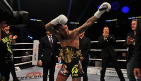 GLORY 34 Denver Results & Photos – Nieky Holzken Wins Trilogy Over Murthel Groenhart, Robin van Roosmalen Dethrones Gabriel Varga