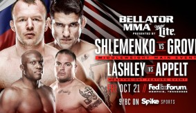Watch LIVE Fri. at 7 p.m. ET – Bellator 162: Preliminary Card