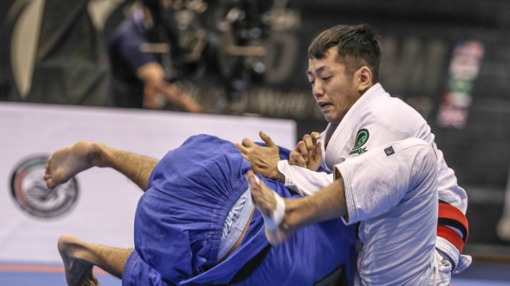 Abu Dhabi Grand Slam Tokyo 2016 Results & Photos