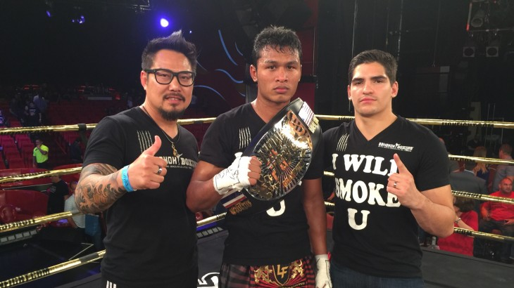 Lion Fight 32 Results & Video Highlights LIVE on FN – Jo Nattawut Becomes Two-Division Champ; Challenges Yodsanklai Fairtex