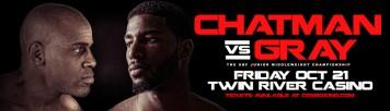 Boxing_CESBoxing_UBFInternationalSuperWelterweightTitle_KhiaryGray_ChrisChatman_2016_102116