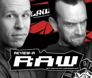 "Oct. 25 Review-A-Raw: ""BROCKtober Surprise"""