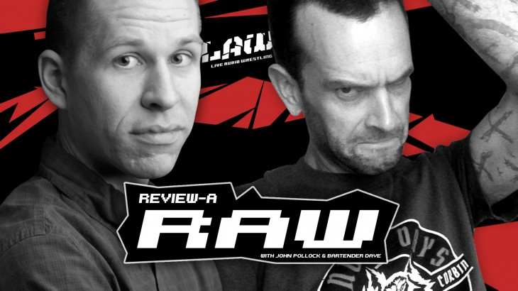 "Oct. 25 Review-A-Raw: ""BROCKtober Surprise"""