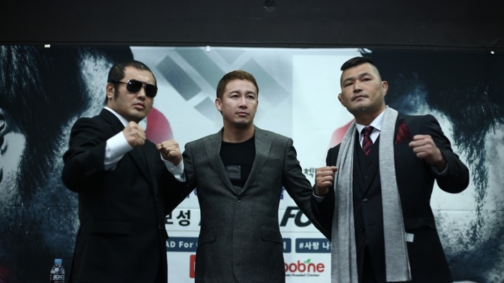 South Korean Actor Kim Bo-Sung vs. Kondo Tetsuo Added to ROAD FC Event on December 10 in Seoul