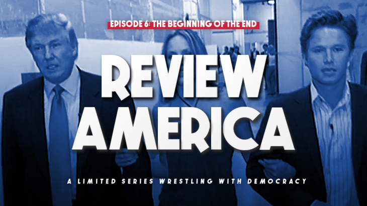 Review America: The Beginning of The End