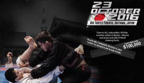 Abu Dhabi Grand Slam Jiu Jitsu World Tour Hits Tokyo Oct. 23 w/ Mackenzie Dern, Xande Ribeiro & More