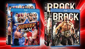 Win Copies of WWE SummerSlam & Brock Lesnar: Eat. Sleep. Conquer. Repeat