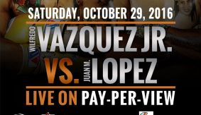 Jonathan Oquendo, Yomar Alamo, Jontay Ortiz Added to Vazquez Jr.-Lopez on Oct. 29 LIVE on Fight Network
