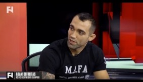 Ace Fighting Championship 6: Lightweight Champion Adam Defreitas – Full Interview