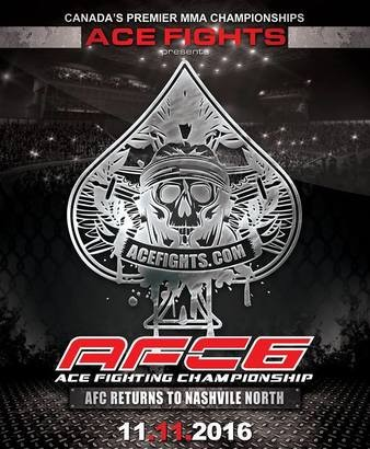 ACE 6: Legends MMA's Ryan Dunphy's Road Back to Amateur MMA