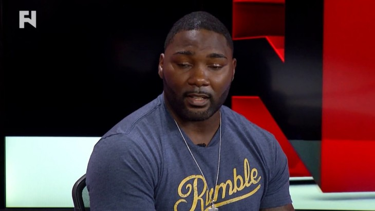 Anthony Johnson Says Daniel Cormier 'Is on His Radar Ever Since' Tapping Out at UFC 187