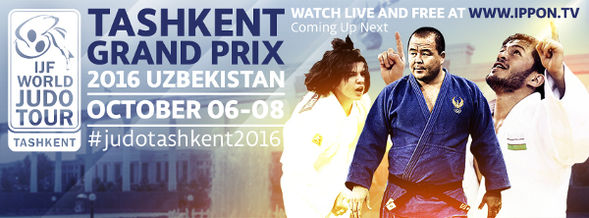 IJF Tashkent Grand Prix 2016 Preview