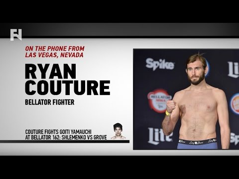 Bellator 162: Ryan Couture 'Embracing' the Family Name