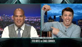 Bellator 170: Tito Ortiz vs. Chael Sonnen – Trash Talking Begins