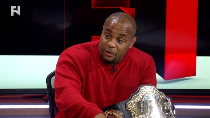 Daniel Cormier on Georges St-Pierre Not Fighting at UFC 206