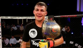 Jack Marshman Becomes First Welshman Signed to UFC; New Main Event Set for Cage Warriors 79