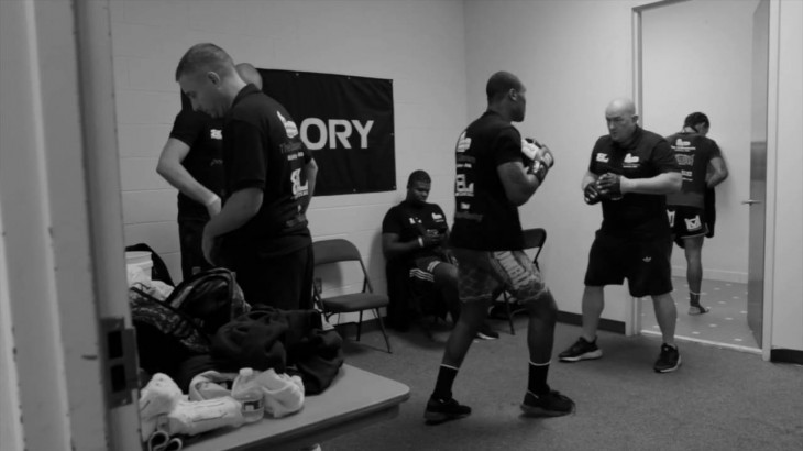 GLORY 33 New Jersey: Behind-The-Scenes