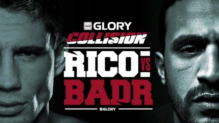 Rico Verhoeven vs. Badr Hari Preview – GLORY 36 Oberhausen: Collision