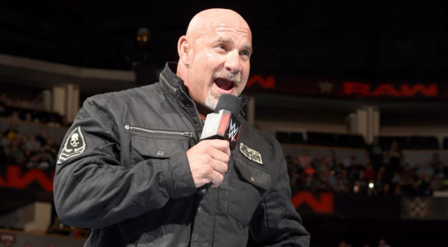 Oct. 18 News Update: Bill Goldberg's Return Increases Rating