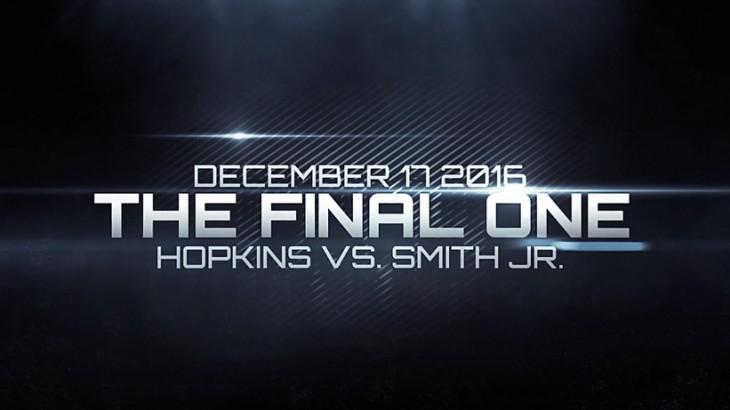 Bernard Hopkins vs. Joe Smith Jr. Set For HBO World Championship Boxing on Dec. 17 in Inglewood