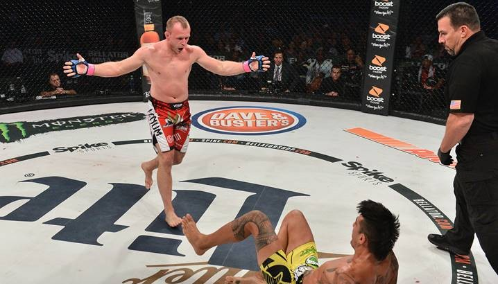 Bellator 162 Results, Video Highlights & Photos – Alexander Shlemenko Stops Kendall Grove, Bobby Lashley Submits Josh Appelt