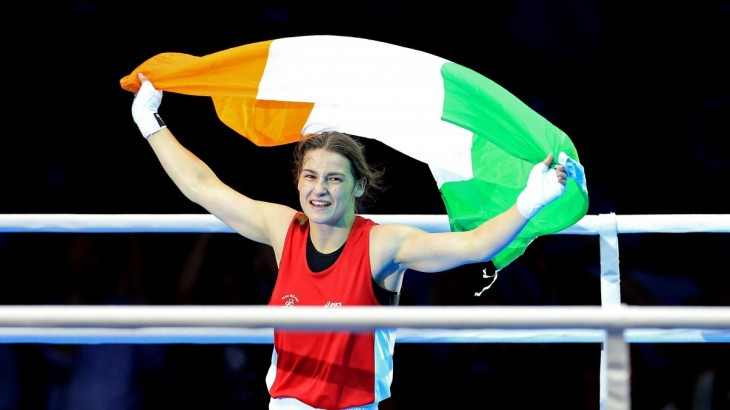 2012 Olympic Gold Medalist Katie Taylor Signs with Matchroom Boxing; Makes Pro Debut on Nov. 26
