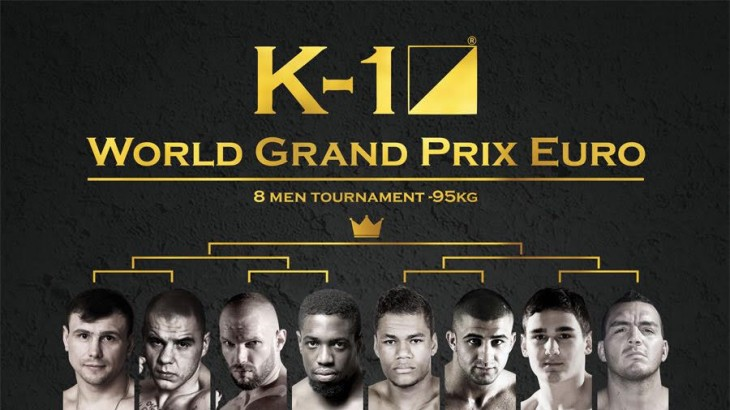 K-1 World Grand Prix Returns to Europe on October 27 in Belgrade, Serbia