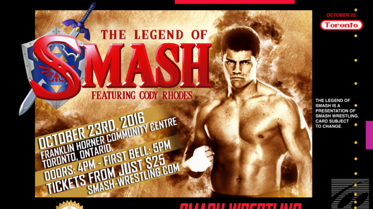 Smash Wrestling Weekend Results and Upcoming Shows