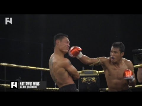 Lion Fight 32: Nattawut vs. Malaipet – Fight Network Recap