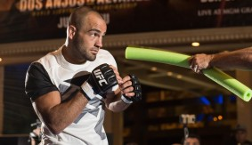 On the Brink: Eddie Alvarez – Winning the UFC Lightweight Title at UFC Fight Night Vegas