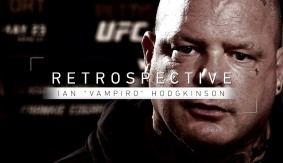 "Retrospective: Ian ""Vampiro"" Hodgkinson – Watch Wed. Oct. 25 at 7 p.m. ET on Fight Network"