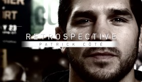 Retrospective: Patrick Cote – Watch Wed. Oct. 12 at 7 p.m. ET on Fight Network
