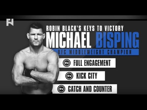 Robin Black's Keys to Victory – Michael Bisping vs. Dan Henderson 2 at UFC 204