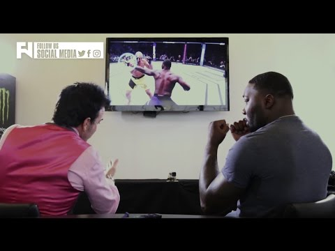 "Robin's Breakdown with Anthony ""Rumble"" Johnson – KO's of Glover Teixeira & Alexander Gustafsson"