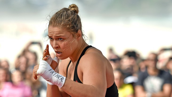Like It Or Not, Ronda Rousey Has Earned UFC 207 Title Shot