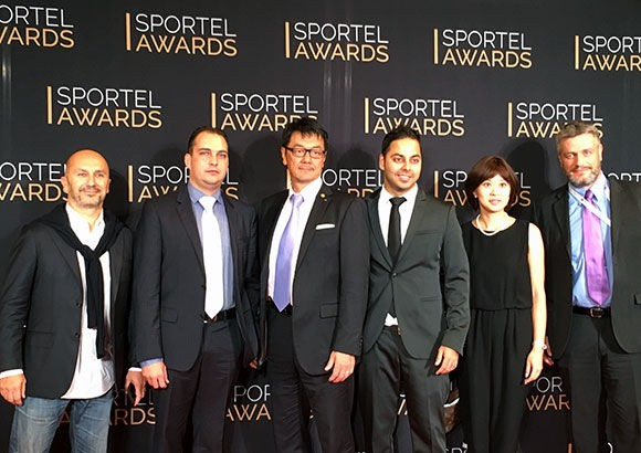 Judo for the World – Finalist at Sportel Awards