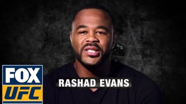 Top 8 Moments of Rashad Evans' Career – UFC Ultimate Insider