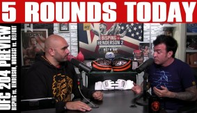 UFC 204: Bisping vs. Henderson 2 Preview & More on 5 Rounds Today