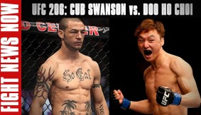UFC 206: Cub Swanson vs. Doo Ho Choi, Julianna Pena & Jose Aldo Passed Over on Fight News Now