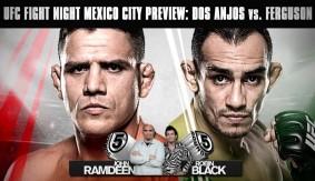 UFC Fight Night Mexico: Rafael dos Anjos vs. Tony Ferguson Preview on 5 Rounds