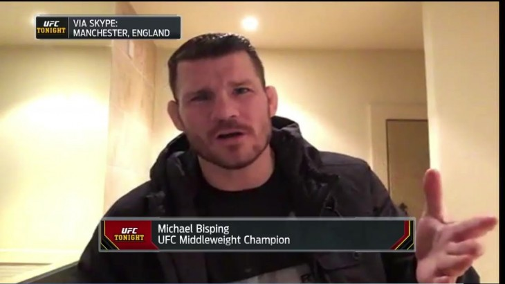 "'UFC Tonight' Previews UFC 204: Bisping vs. Henderson 2 – ""Daniel, If You Can Beat Him, I Can Certainly Beat Him"""