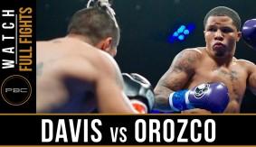 Watch Gervonta Davis Delay KO Mario Macias Orozco at Premier Boxing Champions from June 3, 2016