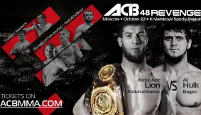 Watch LIVE – Absolute Championship Berkut 48
